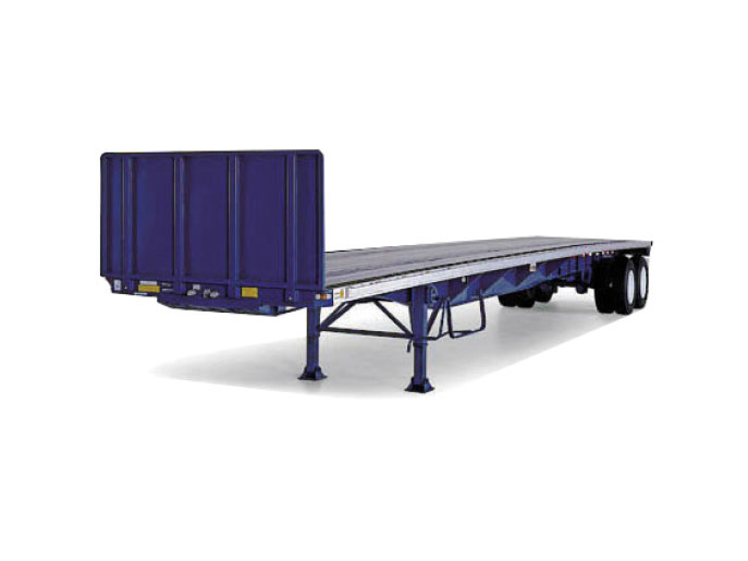 Flatbed Trailer Rental | Flatbed Truck Rental