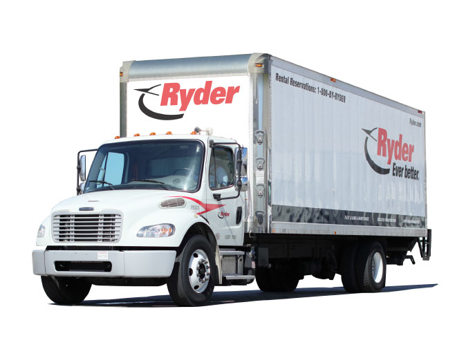 Rent Vehicles Large Small Trucks Trailers Vans Ryder