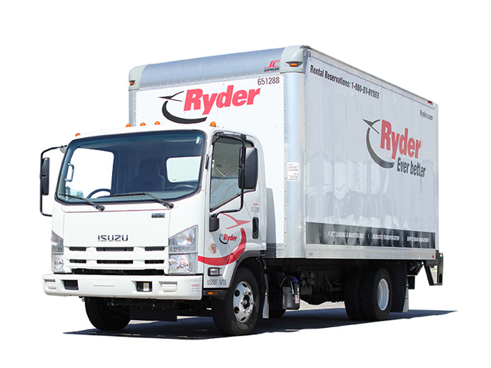 Cheapest Truck Rental >> Ryder Truck Tractor Trailer Rentals Commercial Truck Rentals