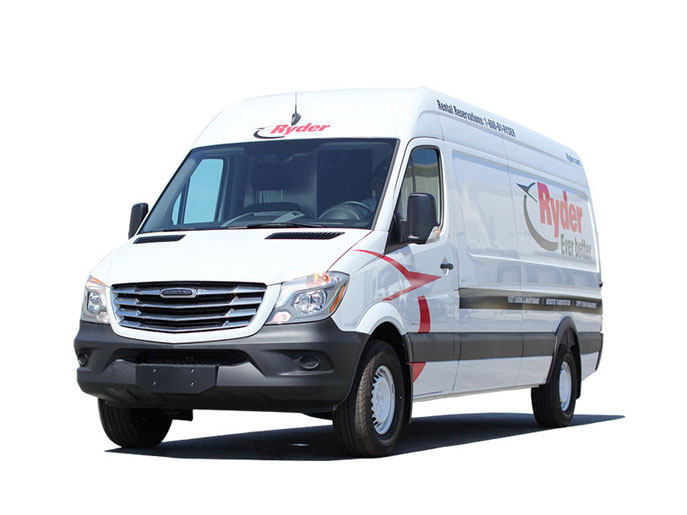 Sprinter Van Rental